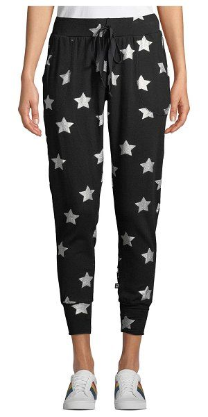 271c426896 Terez Foil-Print Stars Jogger Pants in 2019 | Joggers & Sweatpants ...