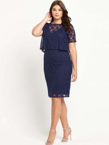 35++ Plus size navy blue dress ideas ideas