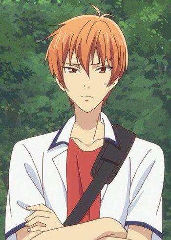 Kyo Sohma Anime Planet Fruits Basket Anime Fruits Basket Kyo