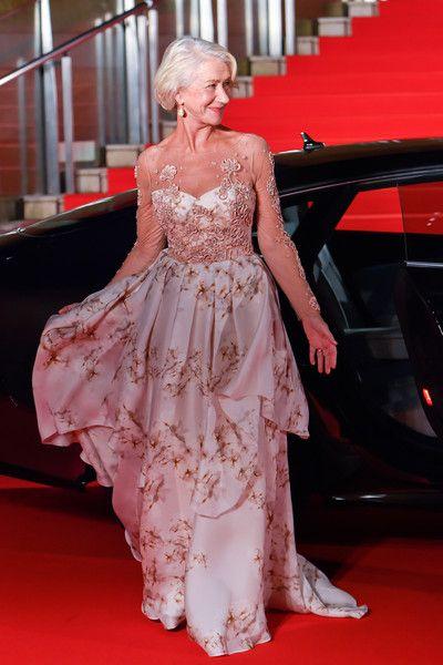 Dame Helen Mirren - Inspiring Body Positive Celebs Who Rock the Red Carpet - Photos