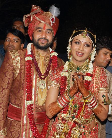 Famous Indian Celebrity Weddings