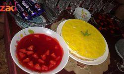 طريقة عمل التشيز كيك زاكي Arabic Food Cooking Recipes Food