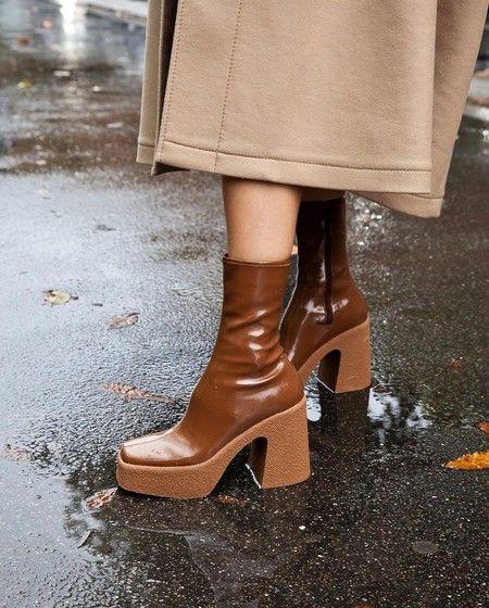 Los Botines Favoritos De Este Otono 2019 Los Firma Stella Mccartney Y Prometen Invadir El Street Style Aesthetic Shoes Fashion Shoes Boots