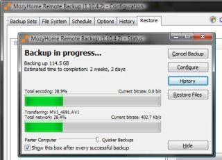 Five Best Online Backup Tools