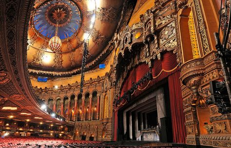 The Fabulous Fox Theatre in St. Louis, which looks a LOT like the Atlanta Fabulous Fox.