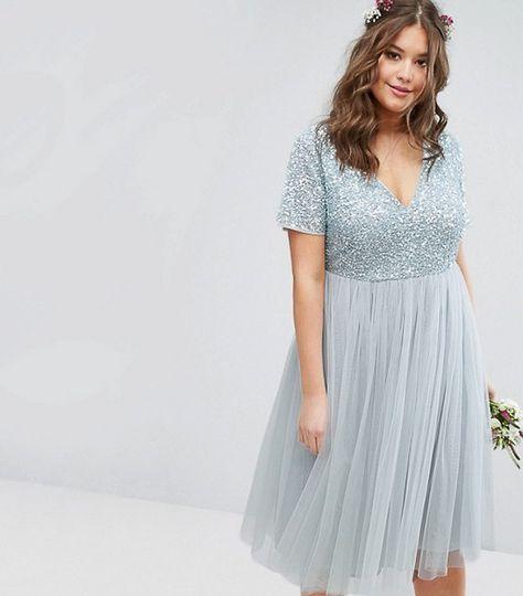 Vestidos para bodas tallas grandes sevilla