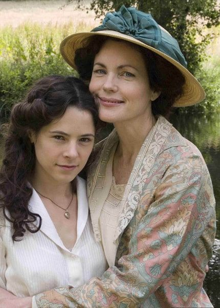Elizabeth Mcgovern A Room With A View 2007 Dress Drama