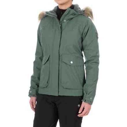 9c929c25008de Columbia Sportswear Grandeur Peak Hooded Jacket - Waterproof ...