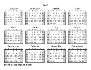 2021 Full Year Printable Calendar Allowed In Order To Our Blog Site With This Moment I Will Sho In 2020 Calendar Printables Printable Calendar Design Print Calendar