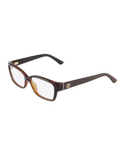 df3121e02a Square Optyl® Acetate Optical Glasses