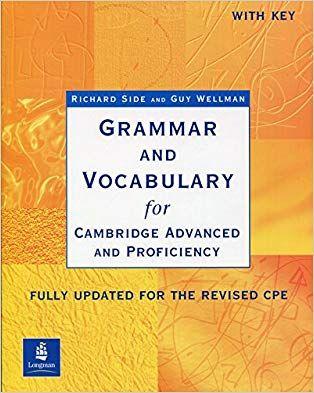 Grammar Palabras Inglesas Libro Ingles Enseñanza De Inglés