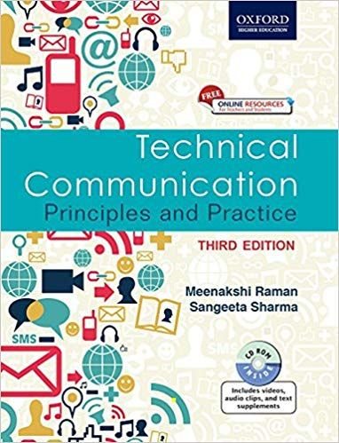 Technical Communication Principles And Practice 3rd Edition Ebook Ebook Details Authors Meenakshi Raman Sangeeta Sharma File Size 29 Mb Forma The Help