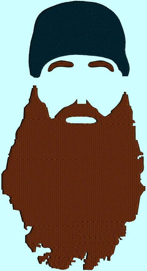 Beard template | birthdays | Pinterest
