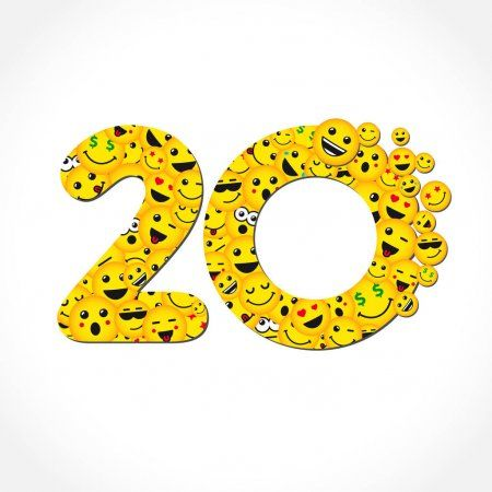 20 zum herzlichen glückwunsch Herzlichen Glückwunsch