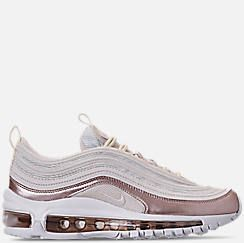 Girls' Grade School Nike Air Max 97 Casual Shoes   shoes