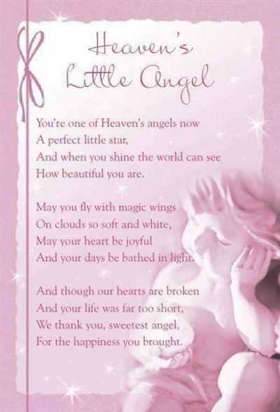 Baby Angels In Heaven Quotes. QuotesGram | Angel in heaven ...