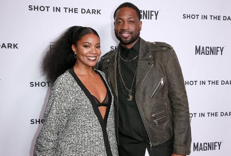 Read Dwyane Wade's 48th Birthday Message For Gabrielle Union