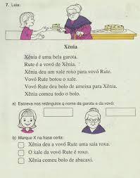 Professora Edna Cedaro Cartilha Eu Gosto De Ler E Escrever Com