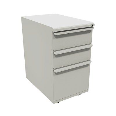 Standard White Vertical Style Salsbury Industries 4620WHT Traditional Mailbox