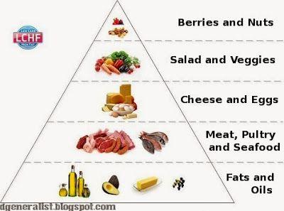 DGeneralist The Low Carb High Fat Diet