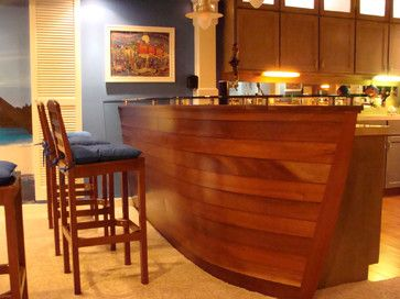 Custom Boat Bar (http://vvkcustomcarpentry.com) | Agu0027inn Place   Wet Bar |  Pinterest | Boating, Bar And Boat Decor