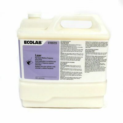 Sponsored Ebay Ecolab 2 5 Gallon Gemstar Laser Premium Floor