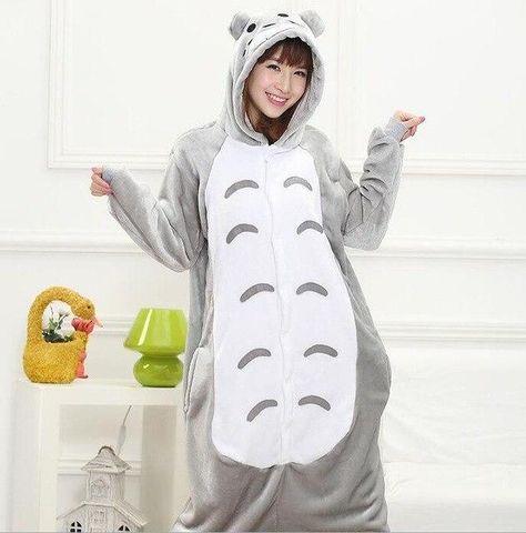 9e9cdc76b1754 Wholesale Animal Stitch Unicorn Panda Bear Koala Pikachu Onesie Adult  Unisex Cosplay Costume Pajamas Sleepwear For Men Women