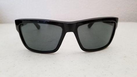 13e2efa97c3  35.95 Spy Optics Frazier Sunglasses Gloss Black Frame Polarized GreenBlack  Hap Lens  Spy  Sport