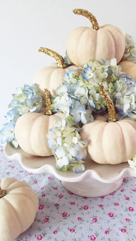 Such Pretty Things:: DIY Autumn Decor or Centerpiece!