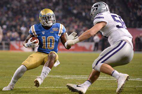 Pin By Black Program On Football Lions Wide Receiver Ucla