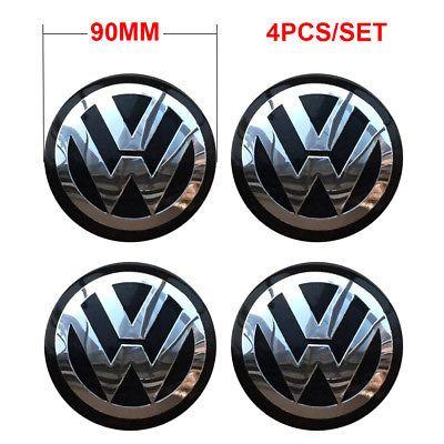 VW  Volkswagen stickers decals HUB