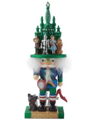 WIZARD OF OZ~Kurt Adler Wizard of Oz Nutcracker
