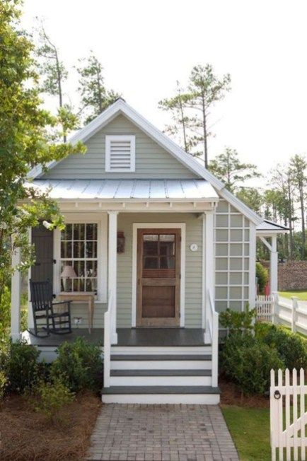 Fabulous Small Cottage House Plan Designs Ideas To Try This Year16 Cottage House Exterior Small Cottage Homes Cottage House Plans