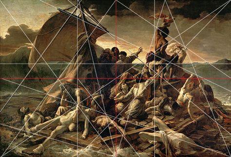 rocbo : Théodore Géricault, Le radeau de la Méduse 1818