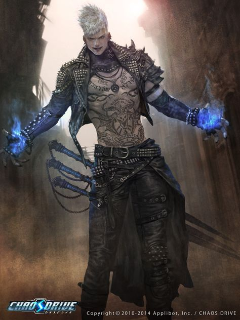 BadBoy, Post Apo, Yaoi 437fa93af3d03662859c397c8802d470--satan-fantasy-characters