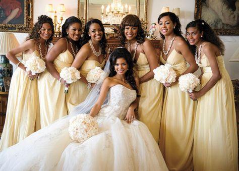b-i-n-g-u  my wife and kids | wedding # beautiful # kyla pratt