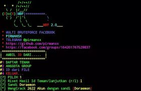 Cara Hack Facebook dengan Tool MBF Termux | android in 2019 | Hack