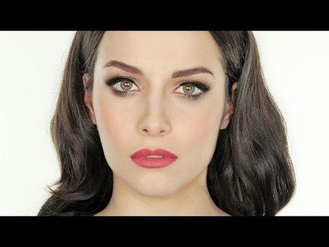 Occhi GRANDI e Labbra MATTE GLAMOUR | MrDanielMakeup - YouTube
