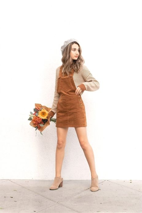Check Out This Fashion Advice From The Experts Fashion Overall Dress Outfits