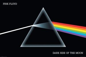 PINK FLOYD DARK SIDE OF THE MOON GIANT POSTER
