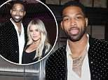 Tristan Thompson talks about daughter True for first time since