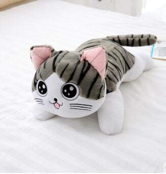 4 Styles 30cm Cat Plush Toys Chi Chi Cat Stuffed Doll Soft Animal Dolls Cheese Cat Stuffed Toys Dolls Pillow Cushion For Kid Cat Plush Toy Cat Plush Plush Toys