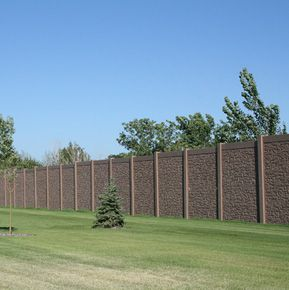 Commercial Sound Wall Barriers Sound Wall Acoustic Barrier Sound Barrier
