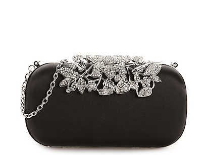 New Designer Womens Skull Embossed Clutch Bag Ladies Evening Prom Party UK Purse
