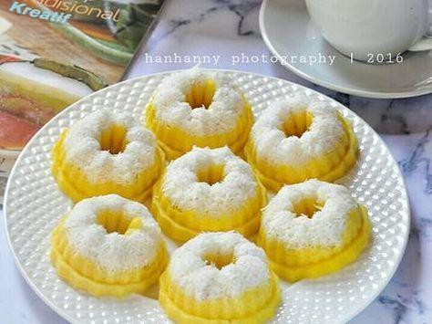 Resep Putu Ayu Labu Kuning Oleh Hanhanny Resep Resep Makanan Penutup Makanan