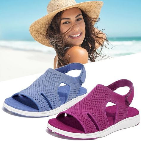 Kafa™ Women's Soft & Comfortable Sandals – Bybens