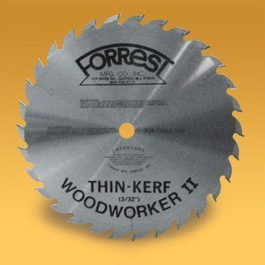 Forrest Ww10206100 Woodworker Ii 10 20t Rip Blade Thin Kerf For More Information Visit Image Link This Is An Affiliate Lin Saw Blade Woodworking Forrest