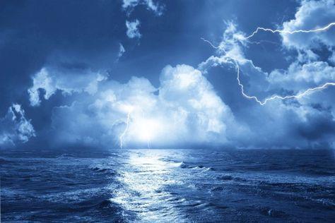 Ocean Storm Desktop Backgrounds Hd Wallpaper Background In