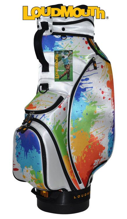 Loudmouth Drop Cloth Golf Bag Bags Pinterest And Stuff
