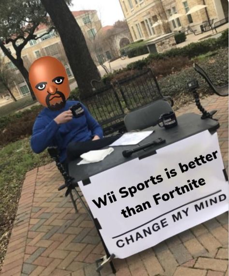 Wii Sports is the best